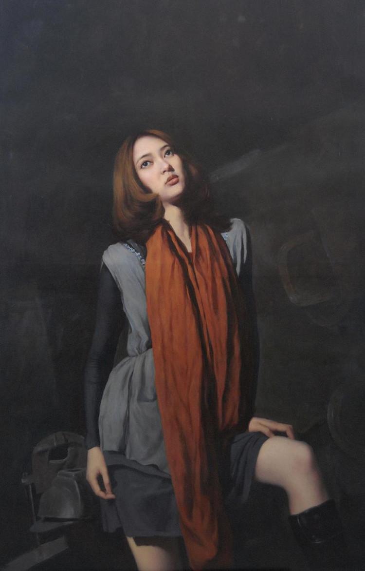 Por amor al arte Xu Tianli