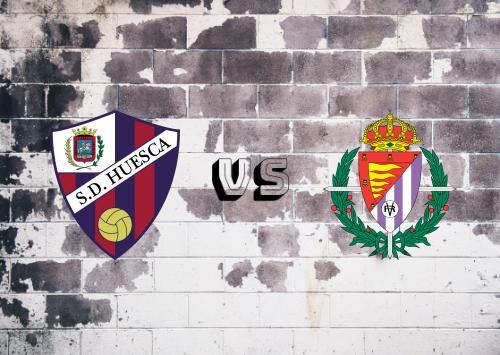 Huesca vs Real Valladolid  Resumen