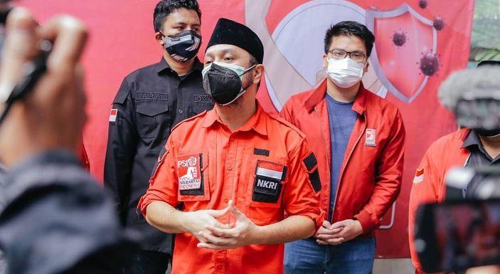 Anggap Wajar Giring Rajin Goreng Anies, Elite NasDem: Kalau Cuma Ngomongin Kelas Lurah, Nanti Nama PSI Gak Keangkat