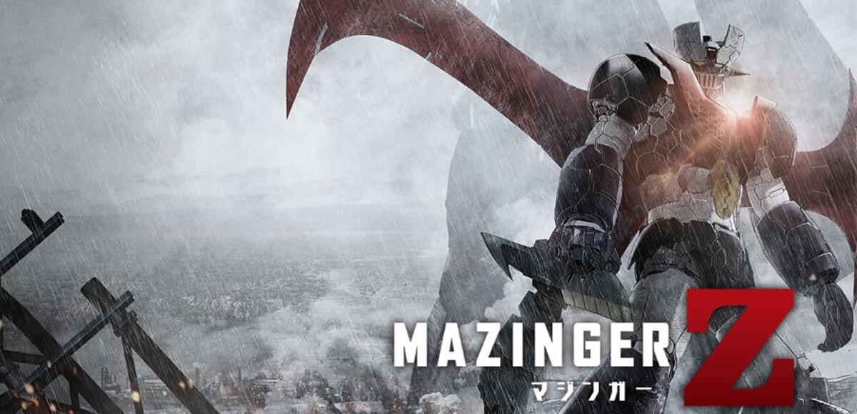 mazinger z infinity download español latino