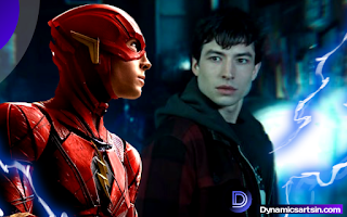 The Flash movie production begain in March 2021
