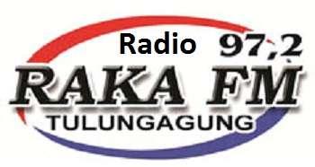 Radio Raka fm 97.2 Mhz Tulungagung