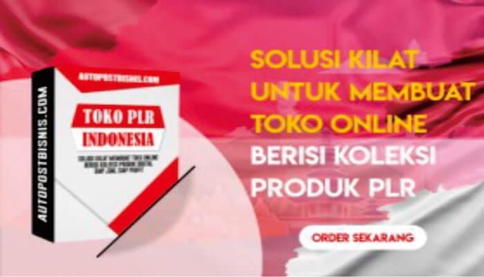 Toko PLR Indonesia