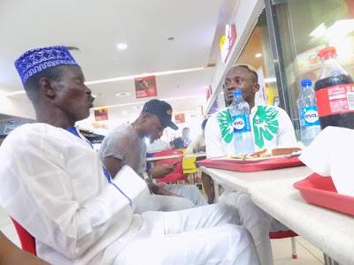 Jiganbabaoja, Huskeygetney, Kokun Foundation, Thetimibalogun celebrates Abija