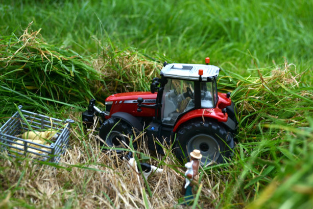 Tomy Tractor review