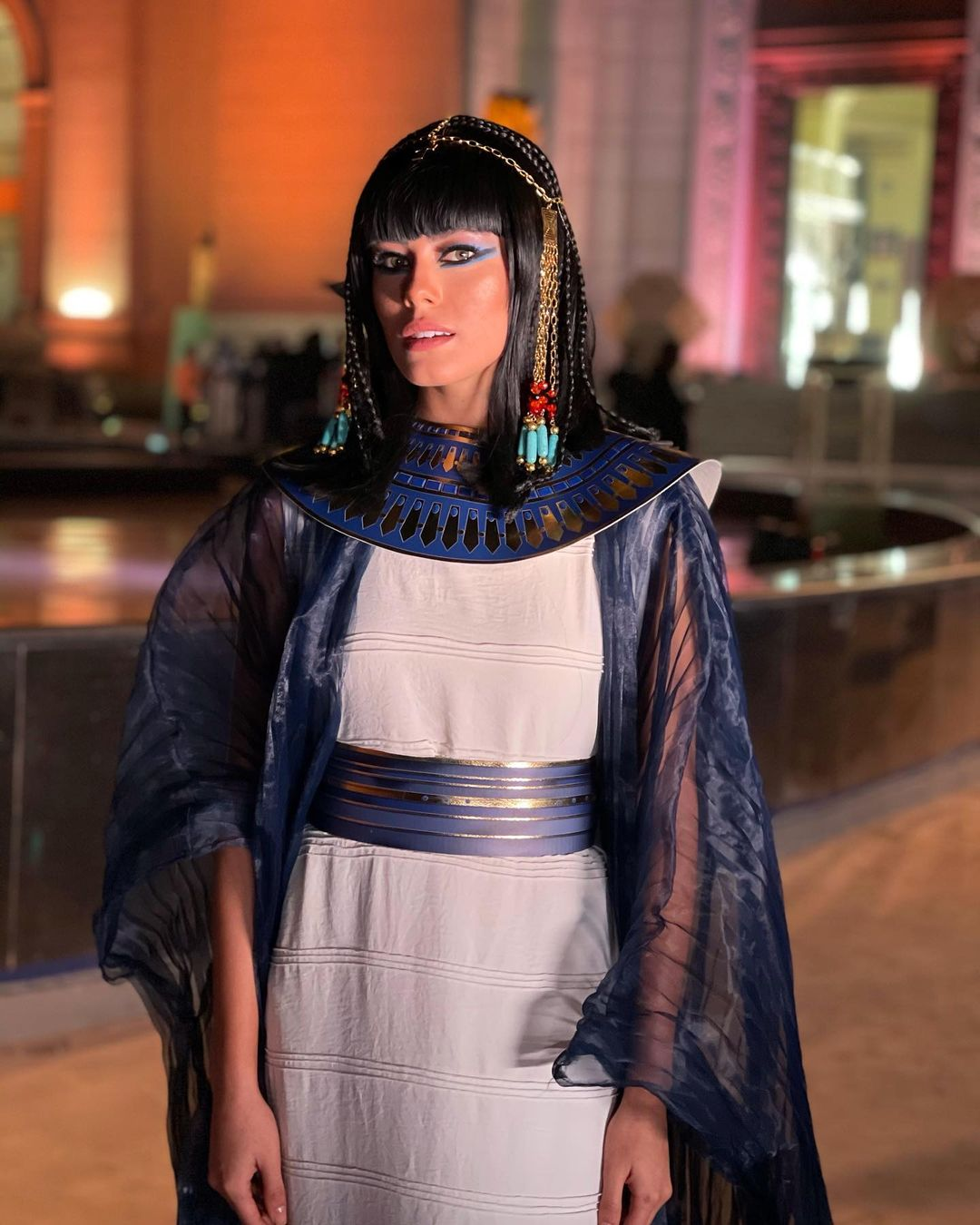All you need to know about Miral Mahilian after she leads the Parade of Royal Mummies