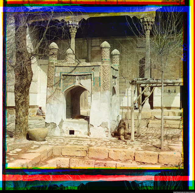 Sergei Prokudin Gorsky photography uzbekistan, prokudin gorsky central asian photos, art craft textile tours central asia