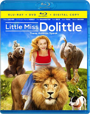Little Miss Dolittle  [2018] [BD25] [Latino]