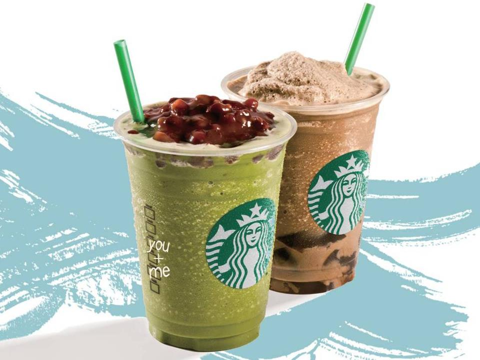 starbucks best drink