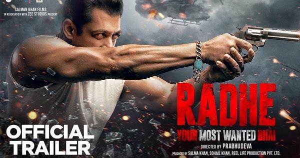 radhe full movie trailer disha patani randeep hooda