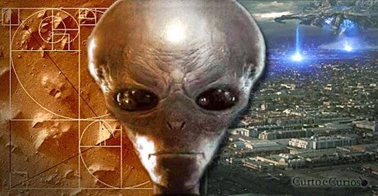 Aliens exterminadores destruíram marcianos, e a Terra é a próxima vítima?