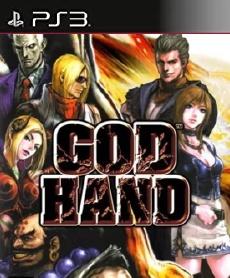 God Hand PSN PS3