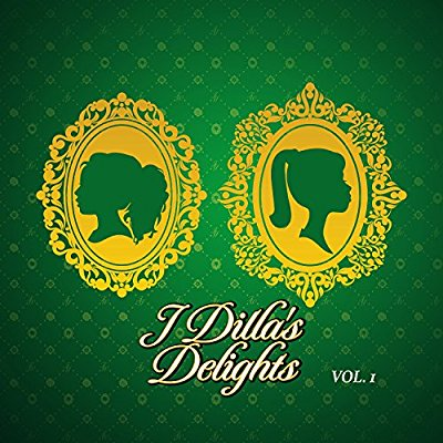 J Dilla - J Dilla's Delights, Vol. 1 - Album Download, Itunes Cover, Official Cover, Album CD Cover Art, Tracklist