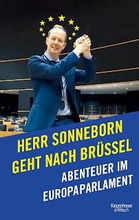 EU-Parlament Martin Sonneborn Satire Humor Politik Europa Sachbuch