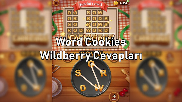 Word Cookies Wildberry Cevaplari