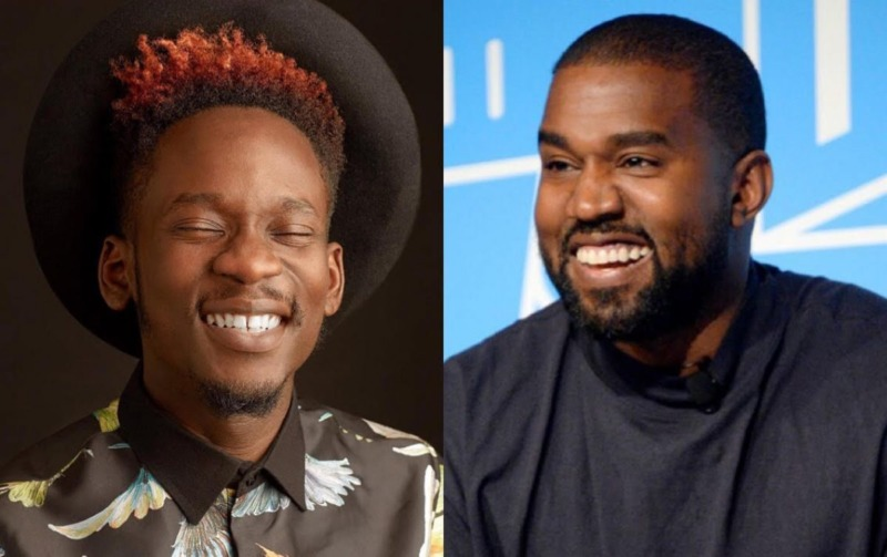 Mr Eazi Openly Invites Kanye West To Join His Empawa Music Africa Platform #Arewapublisize