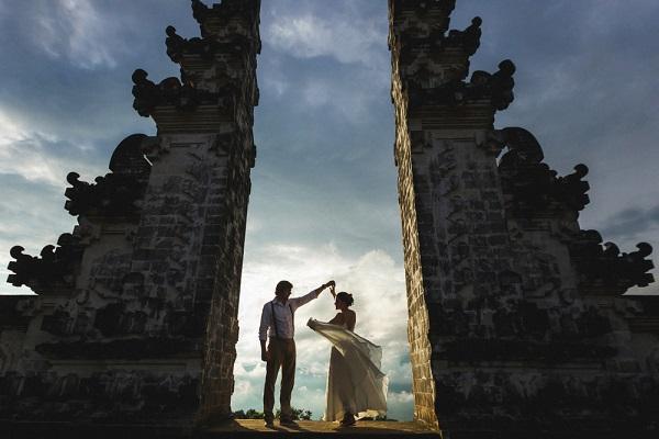 tujuan bulan madu yang paling berkesan dan romantis di dunia Rekomendasi Paket Liburan di Bali untuk Pasangan Muda