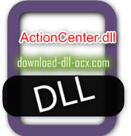 ActionCenter.dll download for windows 7, 10, 8.1, xp, vista, 32bit