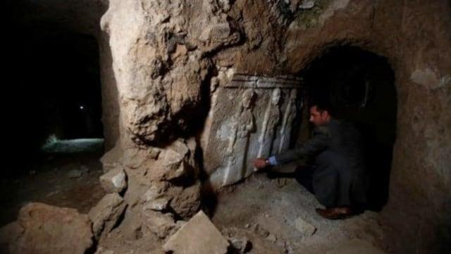 Apa Isi Pesan di Bawah Makam Nabi Yunus yang Ditemukan Arkeolog di Irak