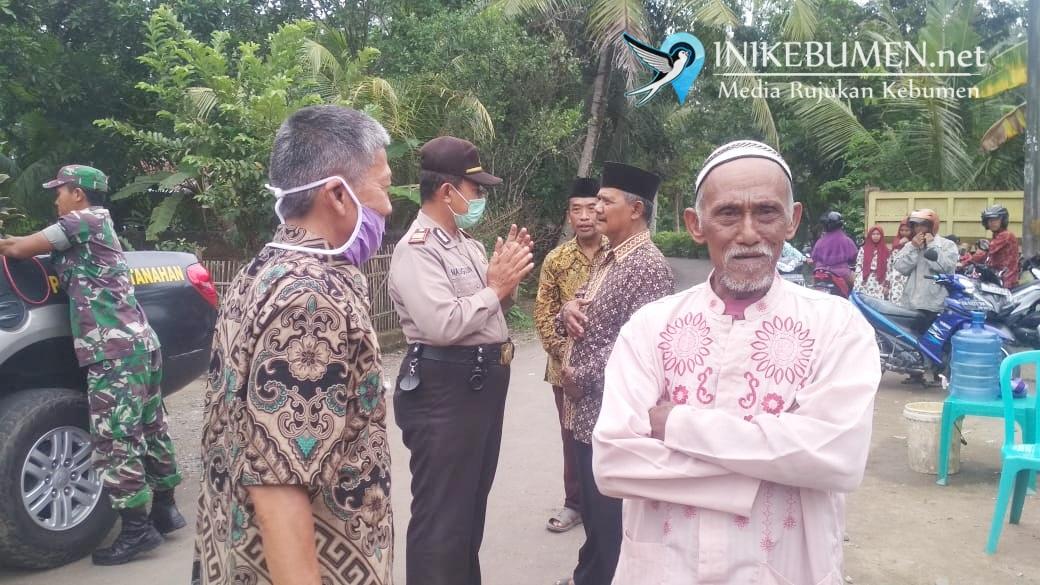 Masih Nekat, Polisi Bubarkan Pesta Ngunduh Mantu di Petanahan