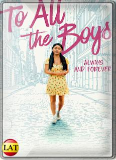 A Todos los Chicos: Siempre y Para Siempre, Lara Jean (2021) DVDRIP LATINO