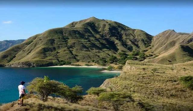 Iklim dan Geografi Taman Nasional Komodo