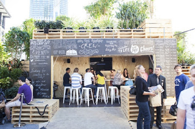 Urban Coffee Farm & Brew Bar by Hassell