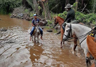 https://www.notasrosas.com/Carabineros del Cesar preservan seguridad en zona rural del departamento