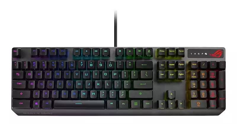 ROG Strix Scope RX keyboard