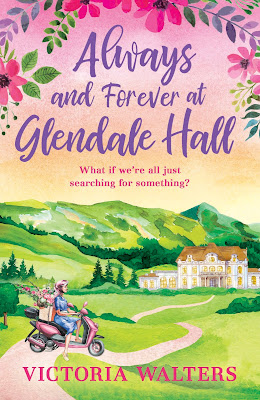Always and Forever at Glendale Hall by Victoria Walters book cover