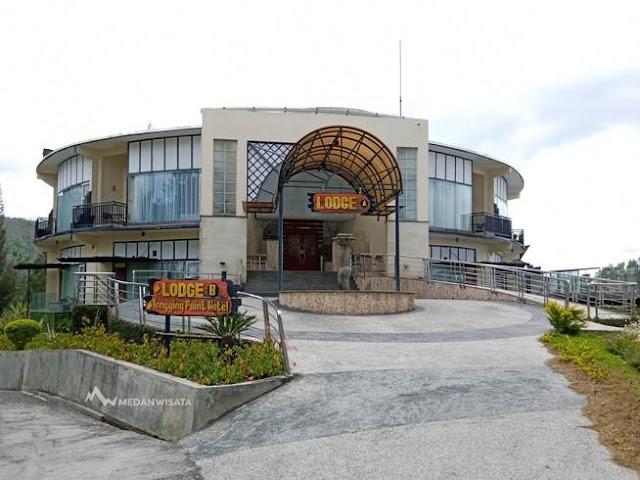 Kamar di Taman Simalem Resort
