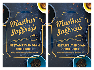 download ebook Madhur Jaffrey's Instantly Indian Cookbook: Modern and Classic Recipes for the Instant Pot