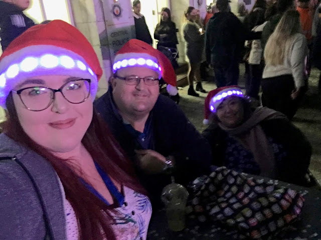 Christmas Cruising Guide Gibraltar Christmas Lights Switch On