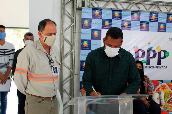 JMC investe mais de R$ 1,1 milhão em projeto de infraestrutura no município de Jacobina