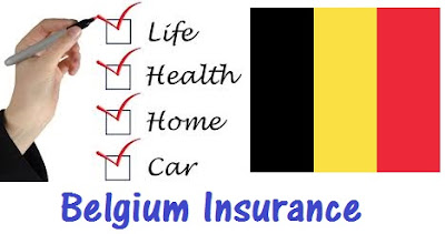 Health, Car, Home Insurance in Belgium