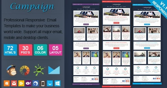 how to make a responsive email template - new professional responsive email template download new