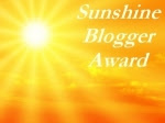 Sunshine Award (2 Times)