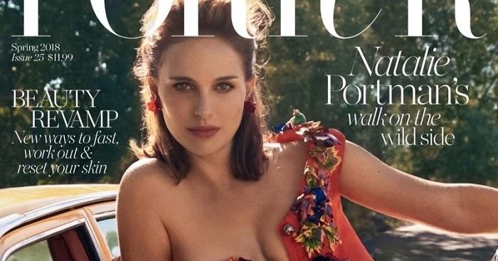 Fantasy Fashion Design Natalie Portman Es Protagonista De