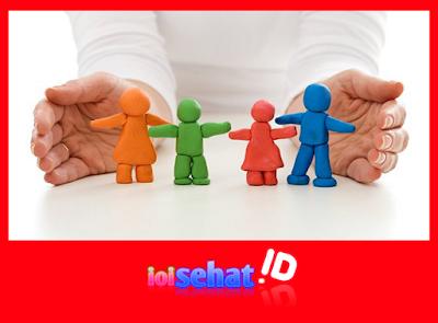 Manfaat asuransi jiwa atau asuransi kesehatan untuk diri pribadi dan keluarga