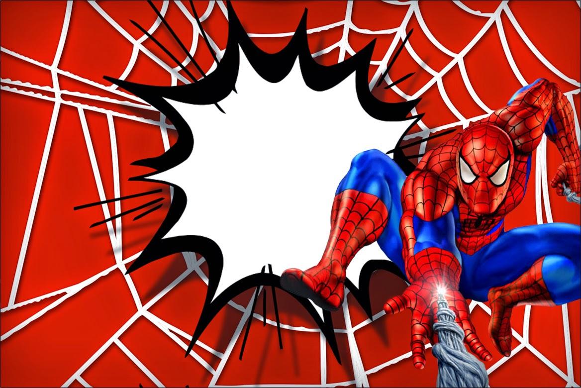 Spiderman Free Printable Invitations And Free Printable