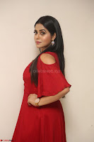 Poorna in Maroon Dress at Rakshasi movie Press meet Cute Pics ~  Exclusive 147.JPG