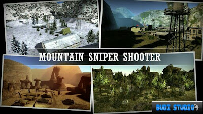 Mountain Sniper Shooting Mod Apk Android 2
