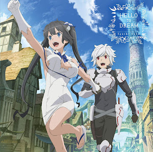 Yuka Iguchi Hello To Dream, opening danmachi 2
