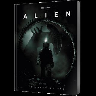 Alien el juego de rol  RPG