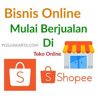 Cara Daftar dan Mulai Berjualan Di Shopee.id Untuk Pemula