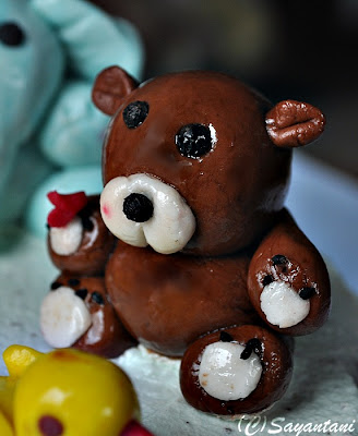 Fondant Cake Animals Toppers For Sale Castle Hill Area
