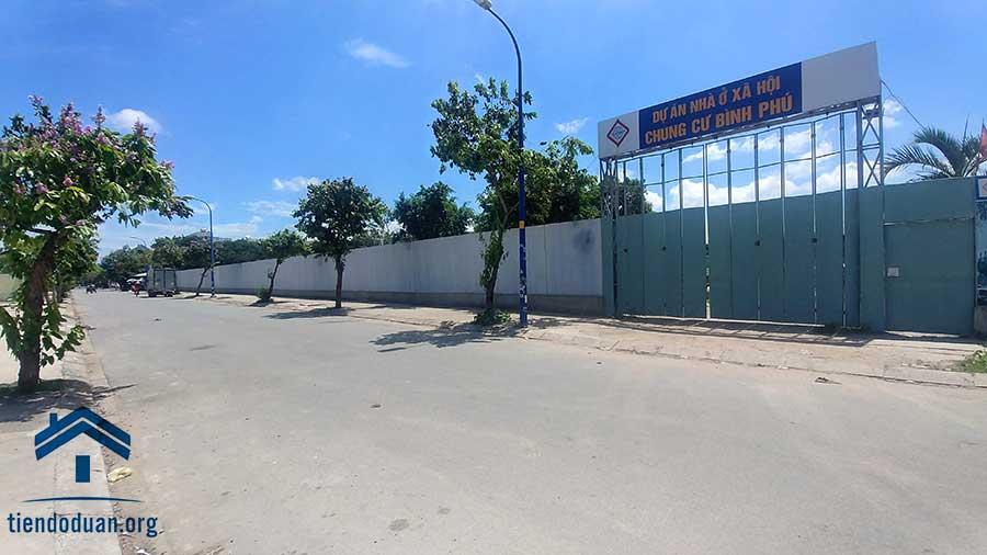 Nhà ở xã hội Bình Phú