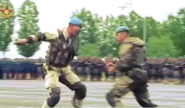 Οι Ρωσικές ειδικές δυνάμεις σε εντυπωσιακές επιδείξεις μάχης σώμα με σώμα! (ΒΙΝΤΕΟ)