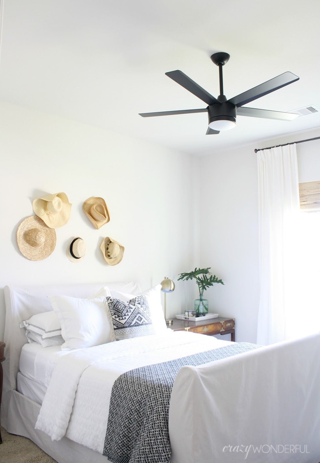 Guest room ceiling fan crazy wonderful guest room ceiling fan arubaitofo Choice Image