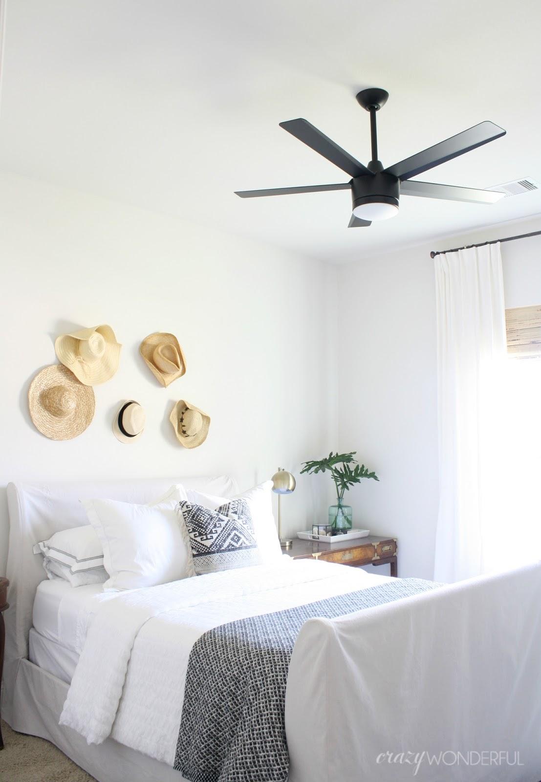 guest room ceiling fan - Crazy Wonderful